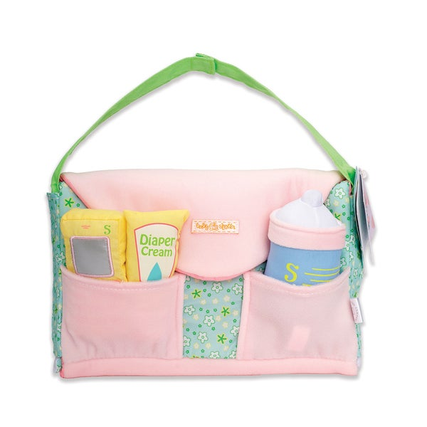 Manhattan Toy Baby Stella Doll Darling Diaper Bag
