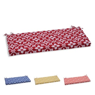 Pillow Perfect Outdoor/ Indoor Aspidoras Bench Cushion