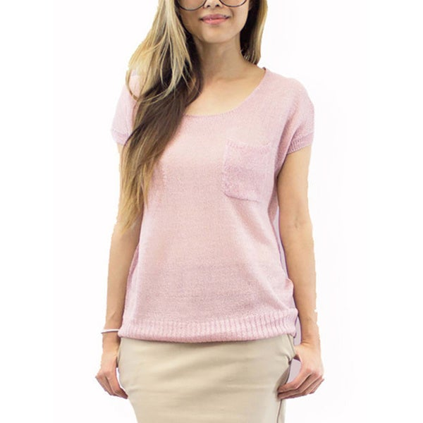 Relished Women's Rose Minuet Blouse