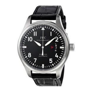 IWC Men's IW326501 Pilots Black Watch