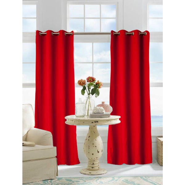 Sunline Ramsey Indoor/Outdoor Curtain Panel