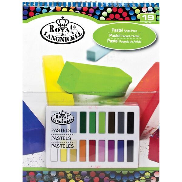 Pastel Artist Pack 9inX12in