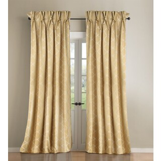 95 Inches Pinch Pleat Curtains Shopping Stylish Drapes