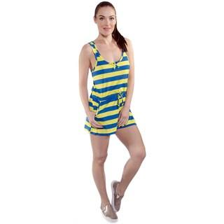 Women's Stripe Romper