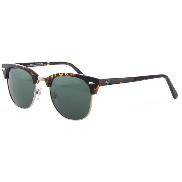 Versace 19V69 LLV2002T C1 Tortoise Oval Sunglasses