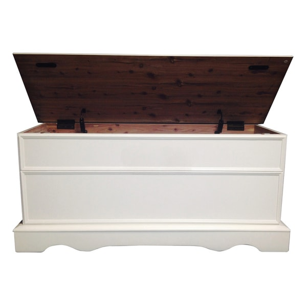 Cedar Box/Chest with Lid
