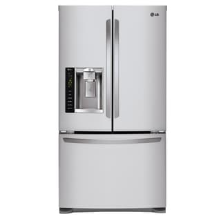 LG 24.7-cubic Foot French Door Refrigerator