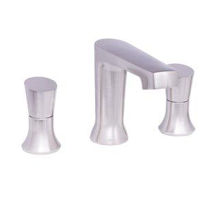 Dyconn 3 Hole Widespread Contemporary/Modern Bathroom Faucet
