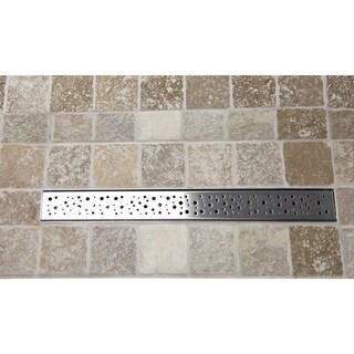 BOANN Modern Design 304 Stainless Steel 36 Inch Linear Drain