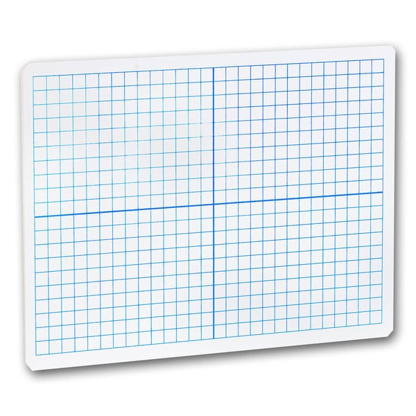 X-Y Axis Dry Erase Boards