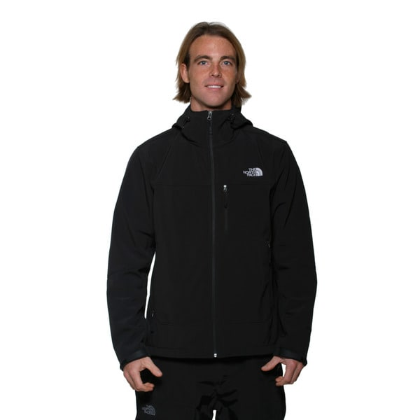 The North Face Men's TNF Black Apex Bionic Hoodie