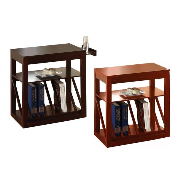 Greyson Living Harrow Chairside Table