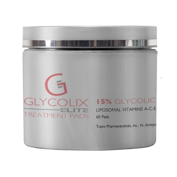Glycolix Elite Treatment Pads 15% (60 Count)