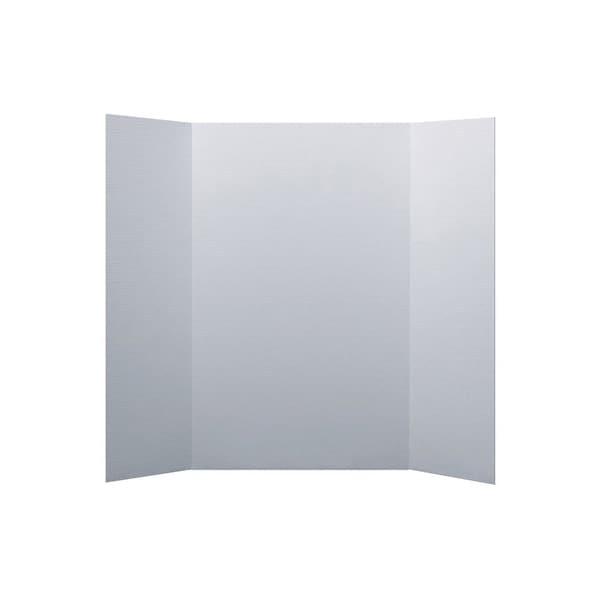 Corrugated Project Boards, White, 36-inch x 48-inch, 24/ctn