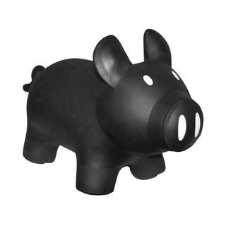 Kidzz Farm Jumping Black Sammy Pig Hopper