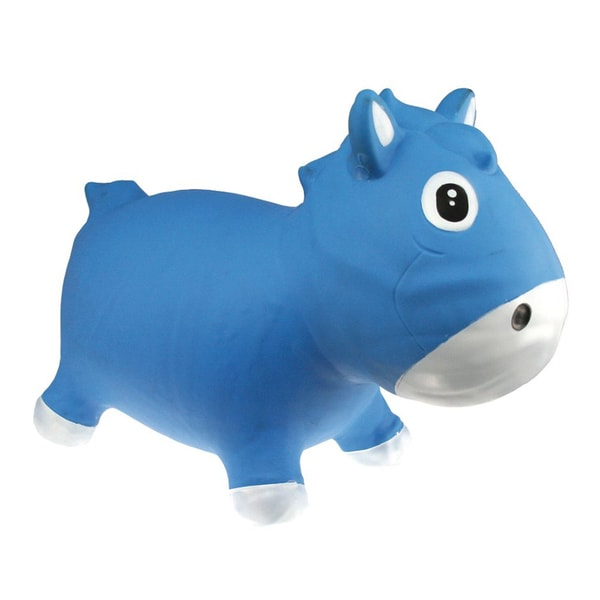 Kidzz Farm Jumping Blue Harry Horse Hopper