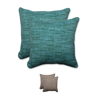 Pillow Perfect Outdoor/ Indoor Remi 18.5-inch Throw Pillow (Set of 2)