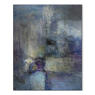 Gallery Direct Evening Mist Print by Shirley Williams on Mounted Metal Wall Art