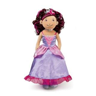 Manhattan Toy Groovy Girls Princess Ariana (Brunette) 13-inch Doll