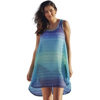 Seascape High-Low Tunic