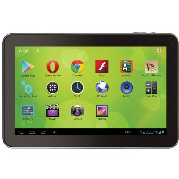 Zeki TBDG773B 7.0-inch Dual-Core 8GB Android 4.1 Jelly Bean Tablet (Refurbished)