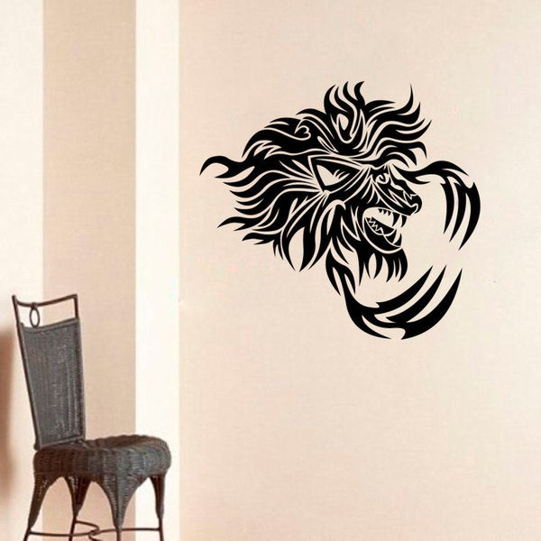 Claws Monsters Horror Wall Art Sticker Decal 17265491