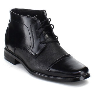 Beston EA55 Men's Lace Up Ankle Boots
