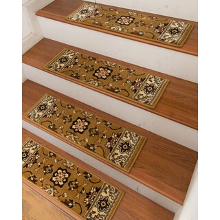 "Soleil Carpet Stair Treads (9"" x 29"") (Set of 13)"