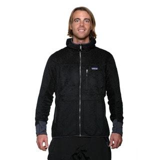 Patagonia Men's Black R3 Hoodie