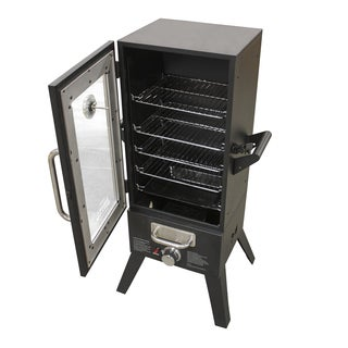 Smoke Hollow 36-inch LP Gas Smoker with Window