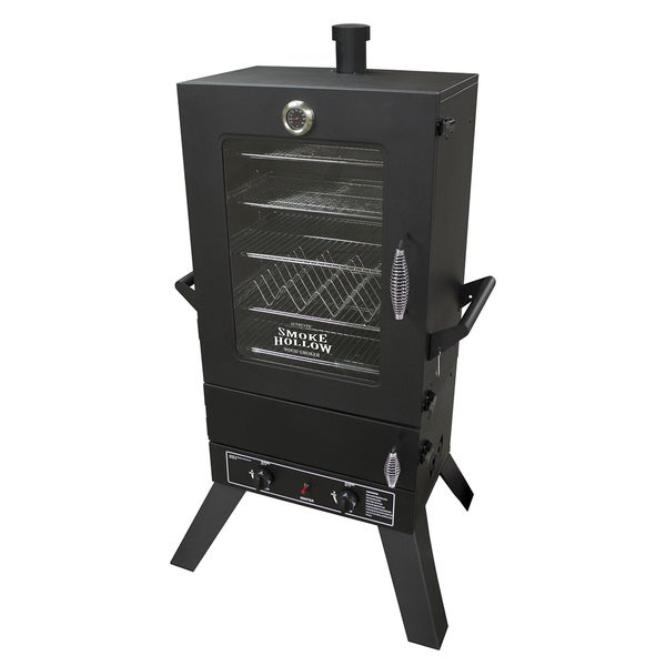 Smoke Hollow 44-inch LP Gas Smoker with Window