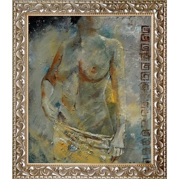 Pol Ledent 'Nude 45' Framed Fine Art Print 17266774
