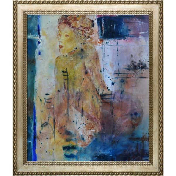 Pol Ledent 'Nude 3545' Framed Fine Art Print 17266784