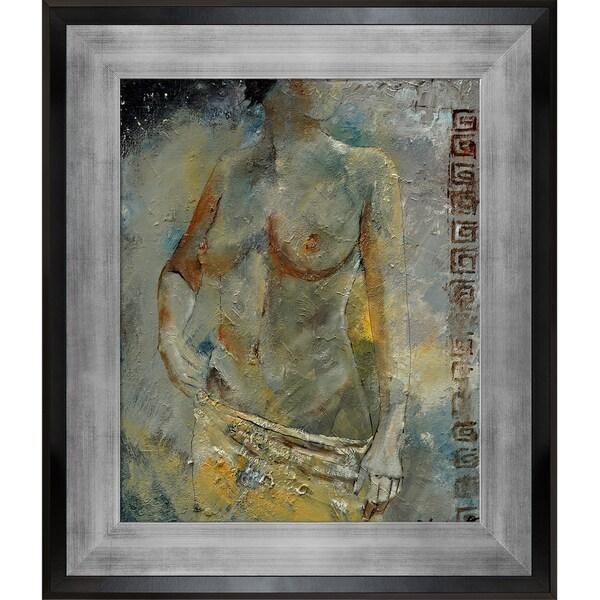 Pol Ledent 'Nude 45' Framed Fine Art Print 17266785
