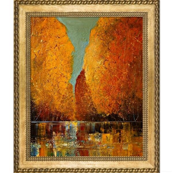 Justyna Kopania 'Autumn' Framed Fine Art Print 17266790