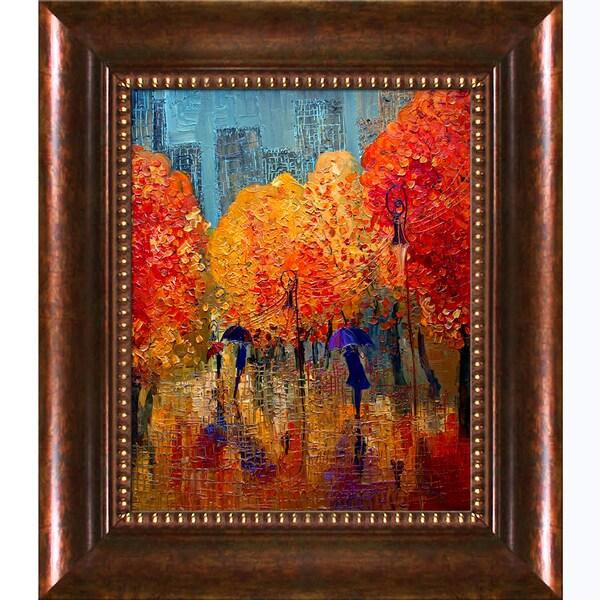 Justyna Kopania 'Autumn' Framed Fine Art Print 17266796