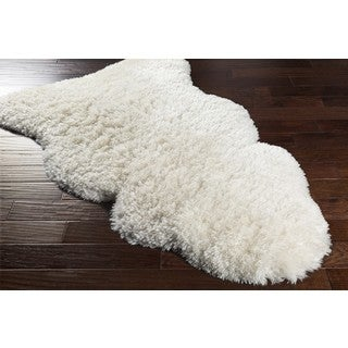 Meticulously Woven Oaks Polyester Rug (3' x 5')