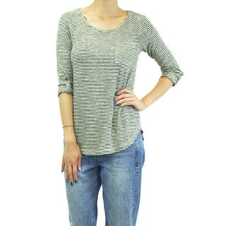 Relished Women's Super Stripes Knit Top