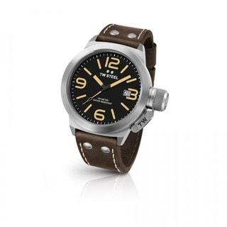 TW Steel Men's CS31 Canteen Black Watch