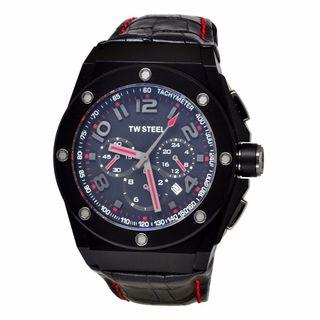 TW Steel Men's CE4008 CEO Tech Black Watch