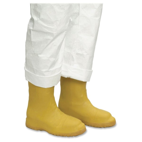Servus Disposable Latex Overshoe Bootie - (50 PerCarton)