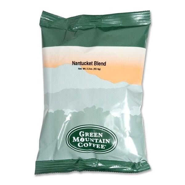 Green Mountain Coffee Nantucket Blend Coffee - (50 PerCarton)