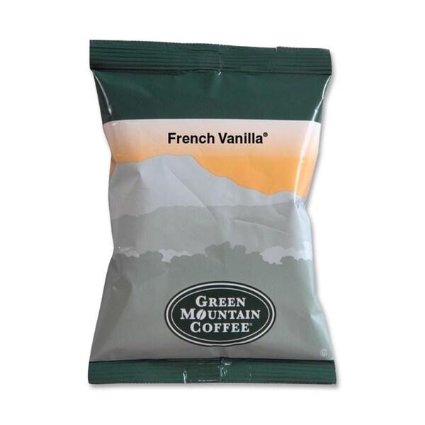 Green Mountain Coffee French Vanilla Coffee - (50 PerCarton)