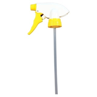 Genuine Joe Chemical Resistant Trigger Sprayer - (24 PerCarton)