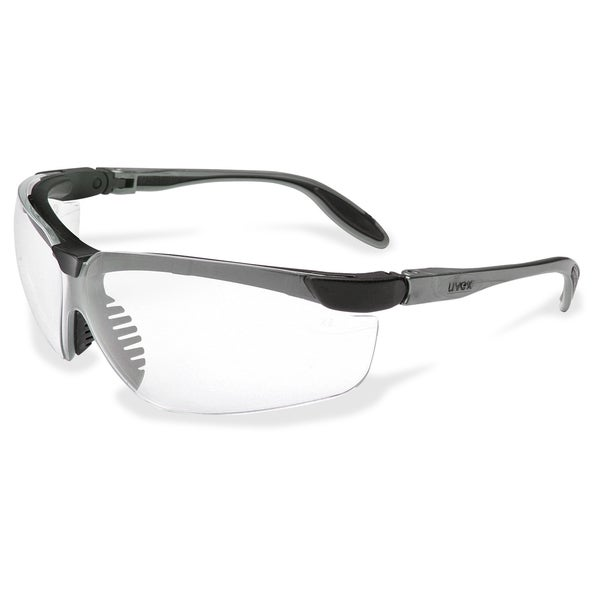 Uvex Genesis Slim Clear Lens Safety Eyewear - (1 Each)