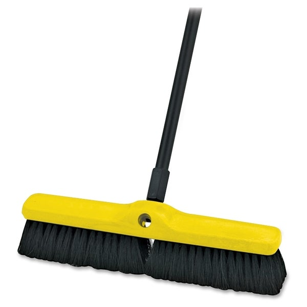 Rubbermaid Commercial Plastic Foam Block Broom Head - (1 Each)