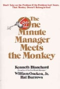 The One Minute Manager Meets the Monkey (Paperback)
