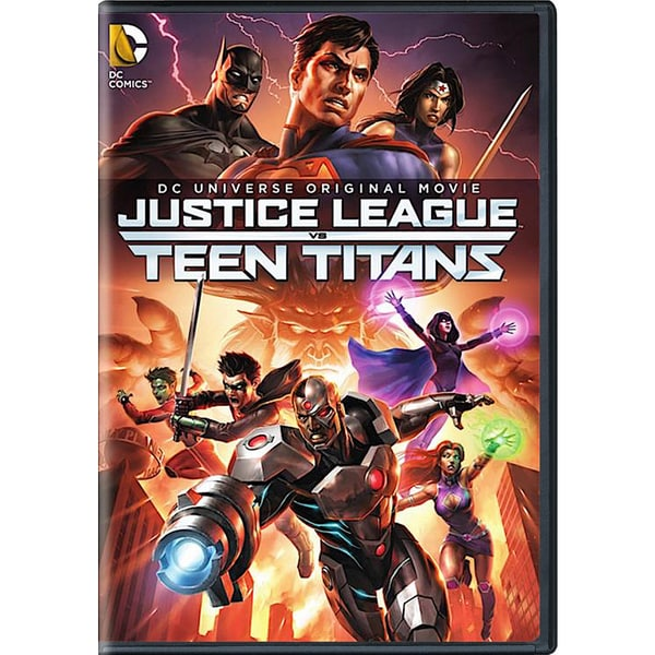 Justice League Vs. Teen Titans (DVD) 17274543