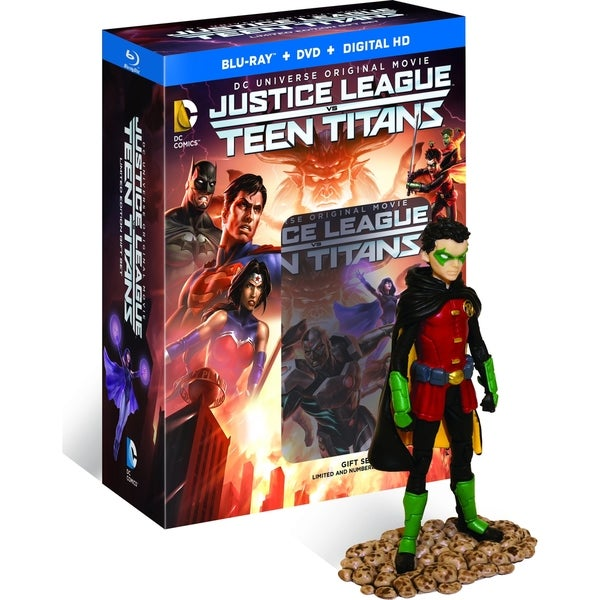 Justice League Vs. Teen Titans (Blu-ray Disc) 17274566