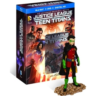 Justice League Vs. Teen Titans (Blu-ray Disc)